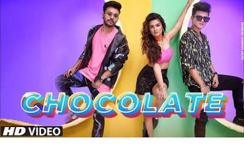Tony Kakkar Chocolate Song