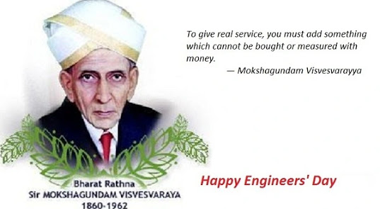 Greeting For Engineers Day