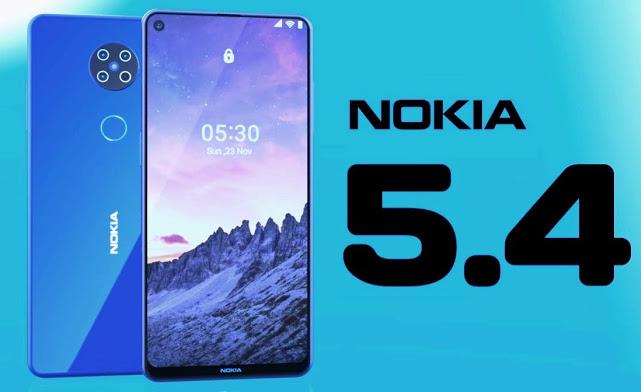 Nokia 5.4 Release Date Specs Price