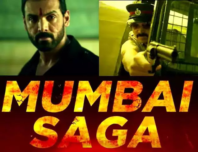 Mumbai Saga Box Office Collection