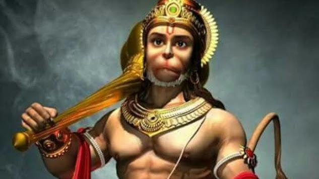 Happy Hanuman Jayanti 2021