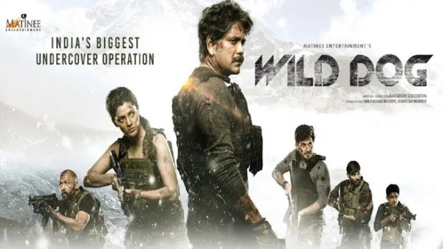 Wild Dog HD Download Links