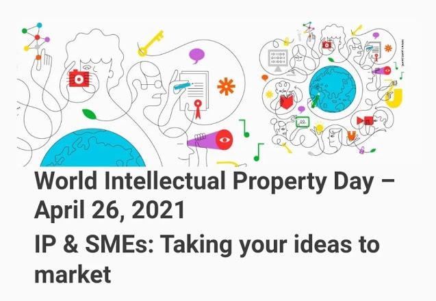 World Intellectual Property Day 2021 Quotes