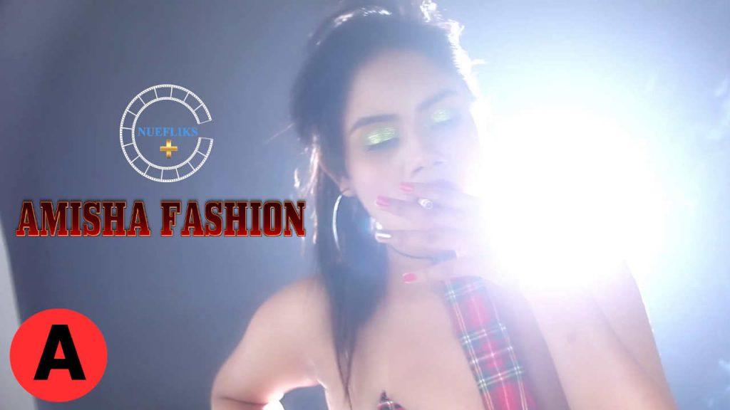 Amisha Fashion Video Shoot 2021