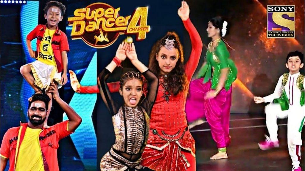 Super Dancer 16th May 2021