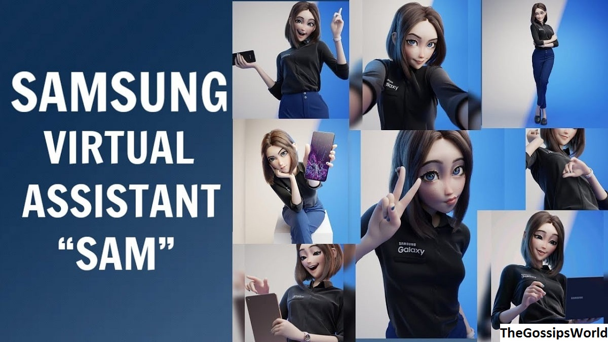 Who is Samsung Girl?