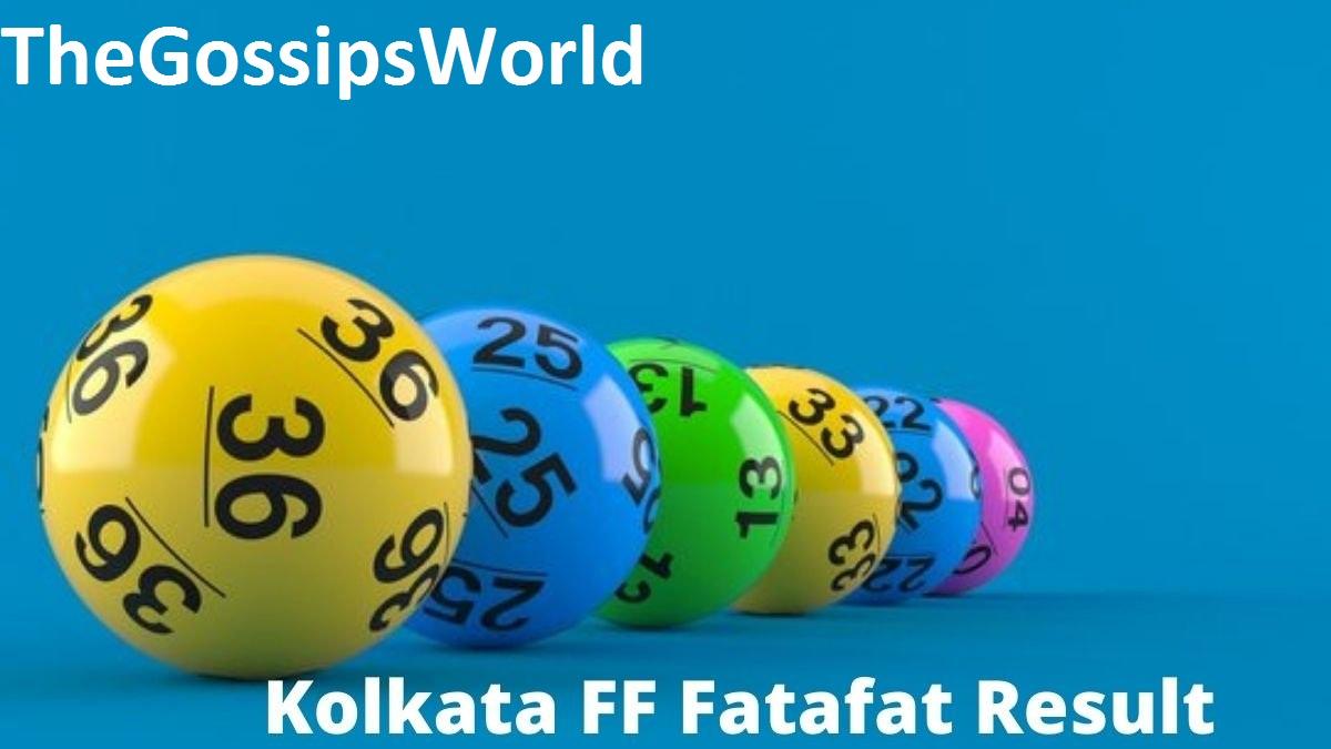 Kolkata Fatafat Result 30.6.2021