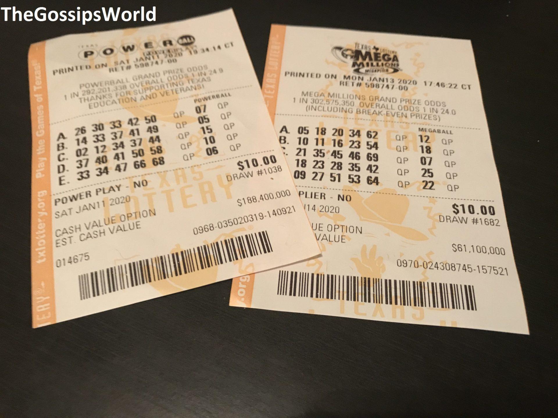 Mega Millions Lottery Jackpot 27th August 2021