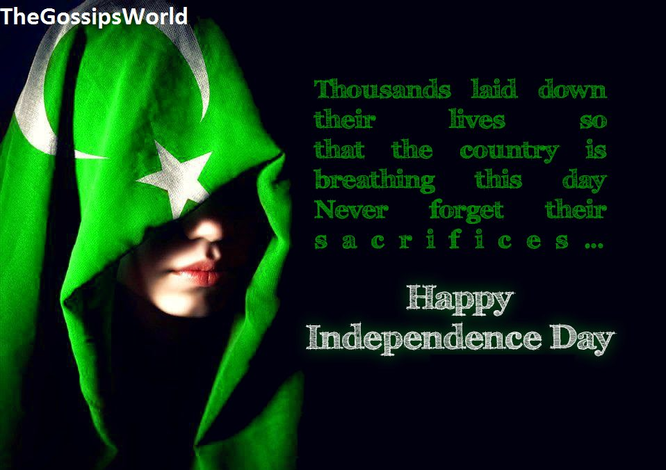 Happy Pakistan Independence Day