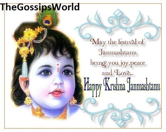 Happy Krishna Janmashtami Sayings