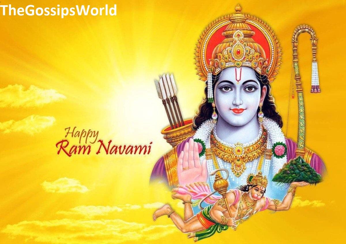 Happy Ram Navami Wallpapers