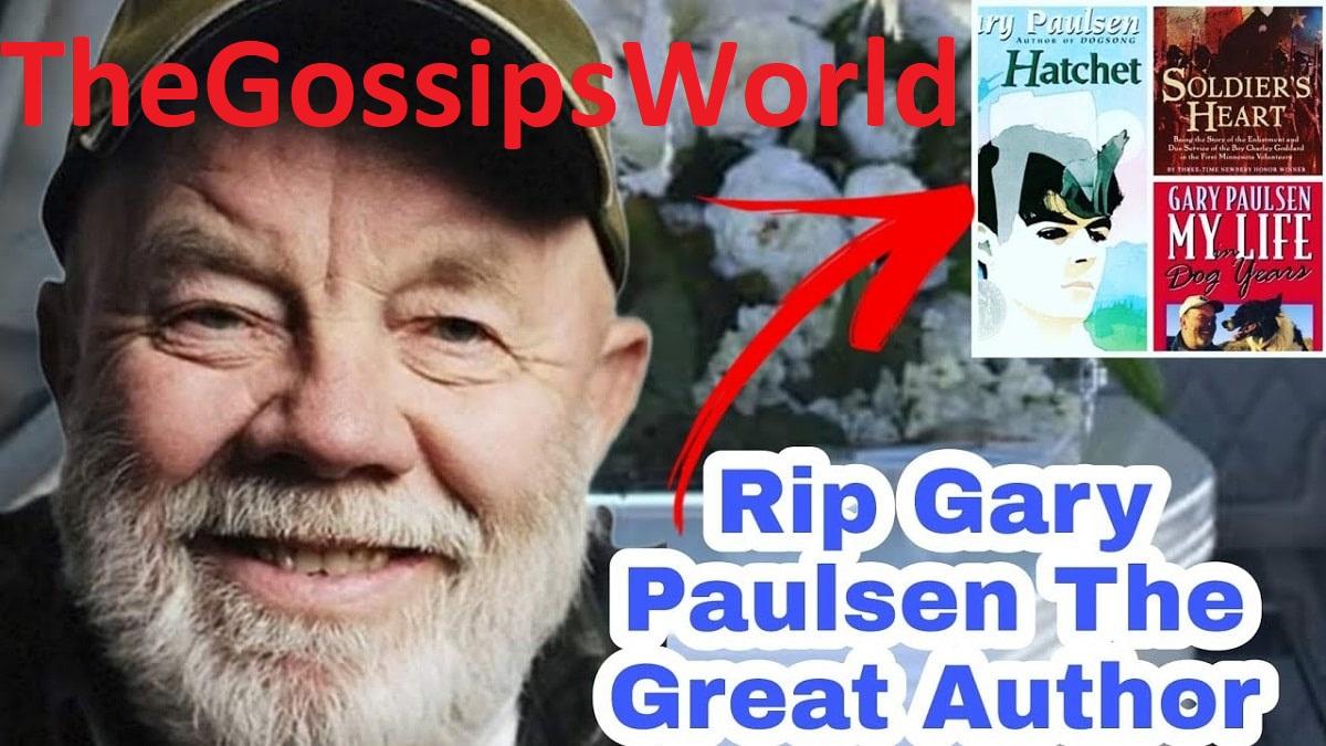 Gary Paulsen Cause Of Death